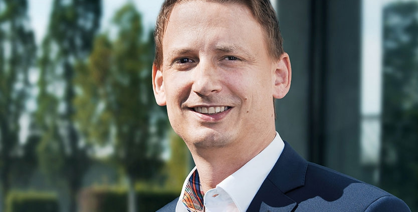 CEO Marcus Hänsel