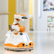 Ostertag DeTeWe F&P Robotics Lio Pflegeroboter Gesundheitswesen Miniaturbild Google